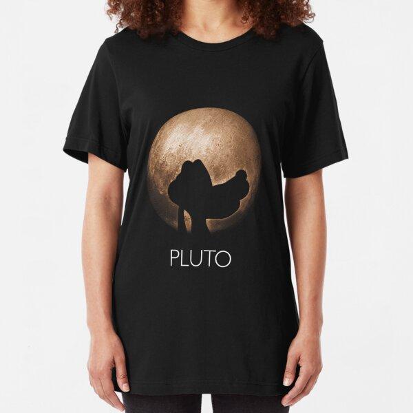 PLUTO Slim Fit T-Shirt