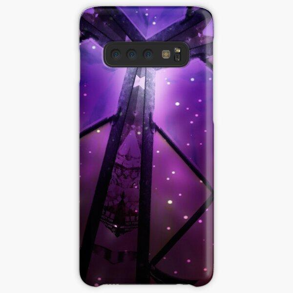 Midnight Butterfly Samsung Galaxy Snap Case