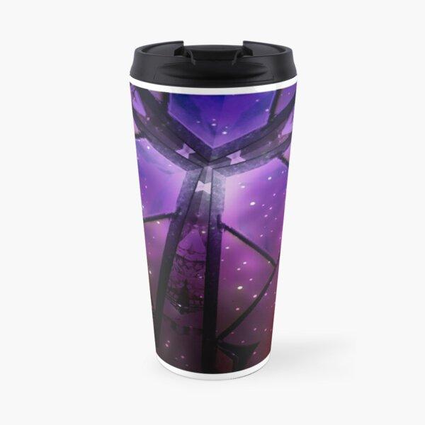 Midnight Butterfly Travel Mug