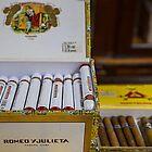 «Cuba. Cigarros cubanos. Habana Romeo y Julieta. Monte Cristo.» de vadim19