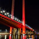 The Red Bolte by Ewan Arnolda