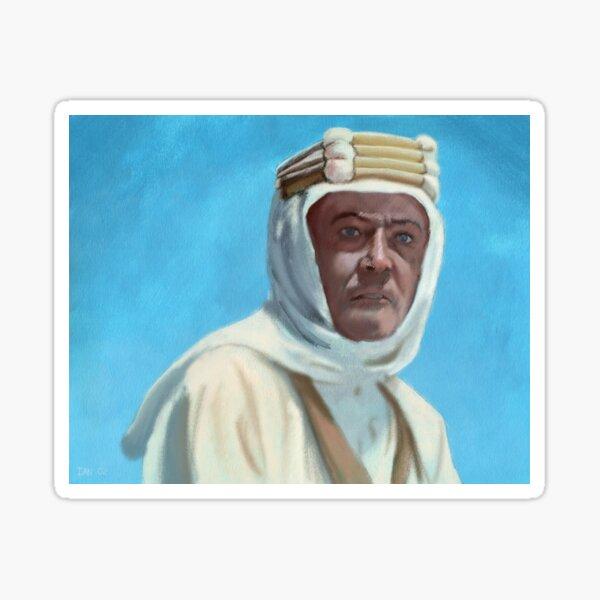 Lawrence of Arabia Sticker