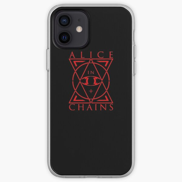 Alice In Chains iPhone Soft Case