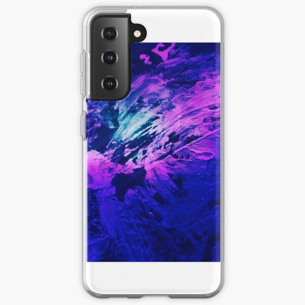 Cosmic Flight Samsung Galaxy Soft Case