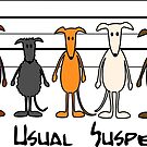 The usual suspects by lobitos