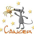 Zodiac: cancer by lobitos