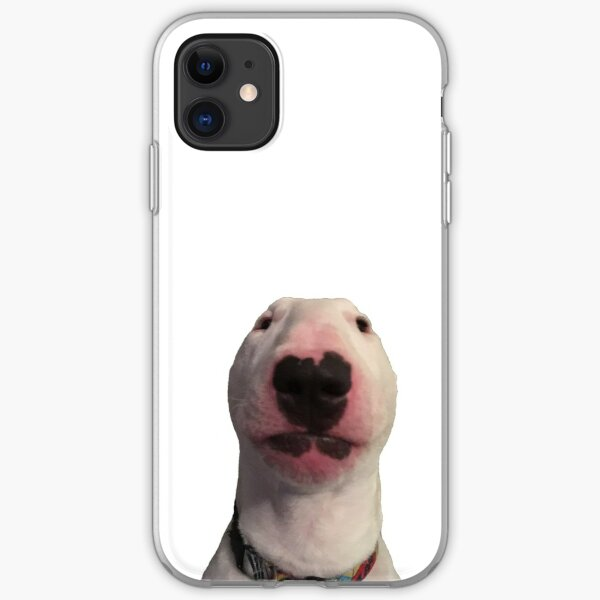 @PupperNelson: Photo Meme Face iPhone Soft Case