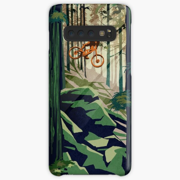 MY THERAPY: Mountain Bike! Samsung Galaxy Snap Case