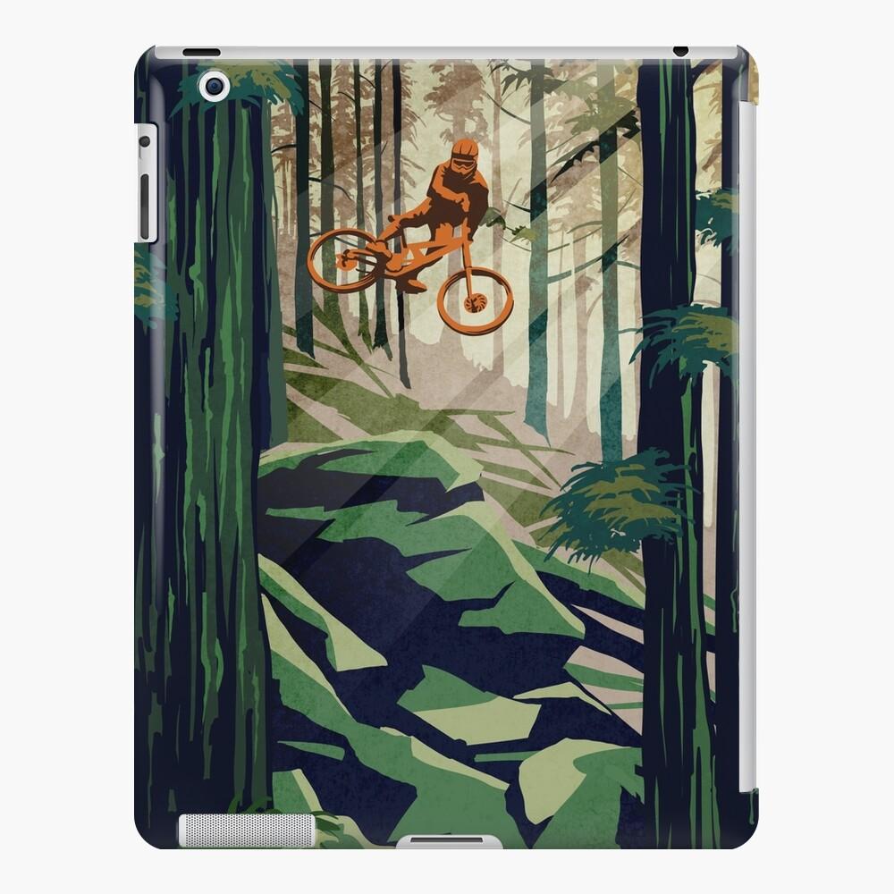 MY THERAPY: Mountain Bike! iPad Case & Skin