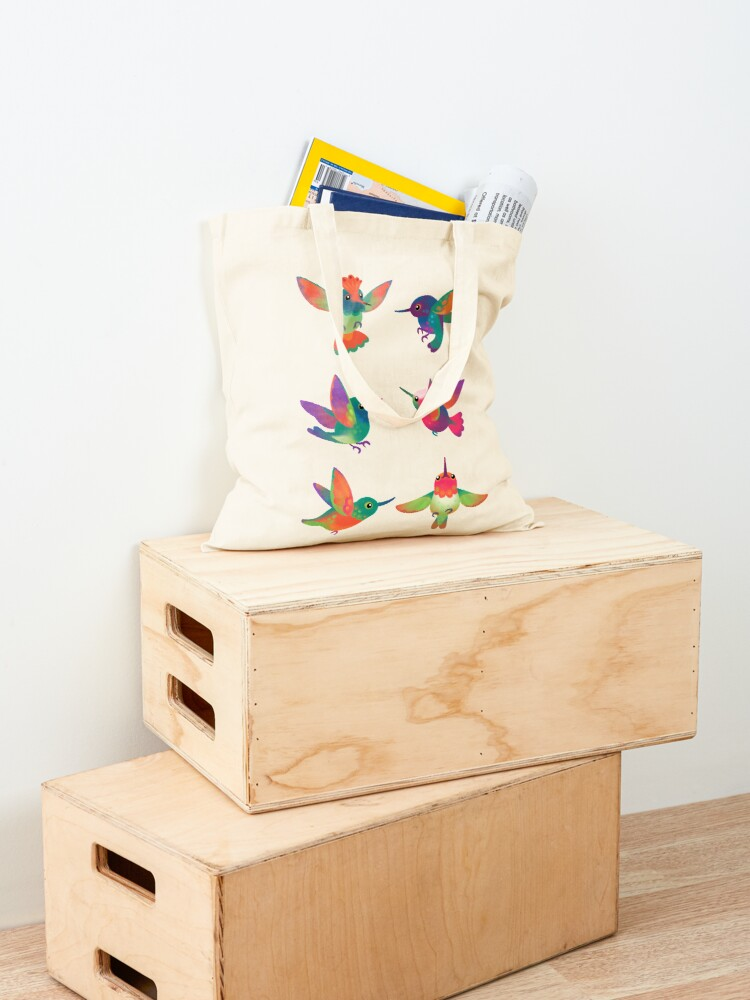 Alternate view of Hummingbird  Tote Bag