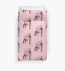 Sixteen Candles Quote Duvet Cover