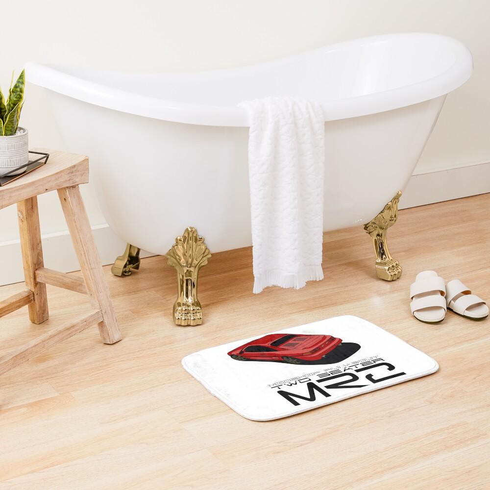 MR2 SW20 Bath Mat