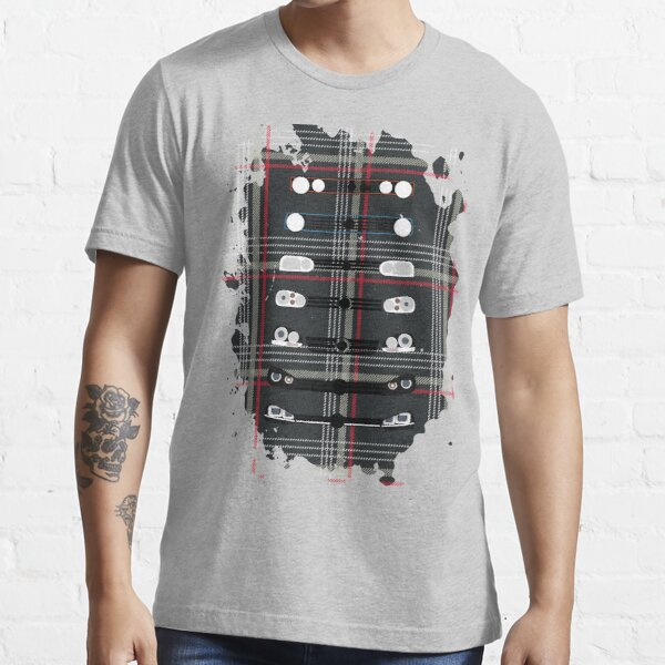 Tartan GTI Camiseta esencial