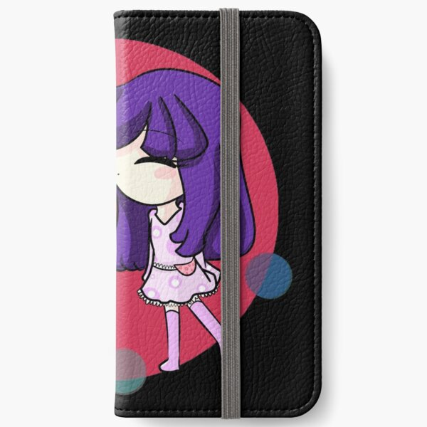Haunter and Violet iPhone Wallet
