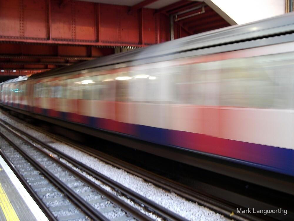 Tube by Mark Langworthy