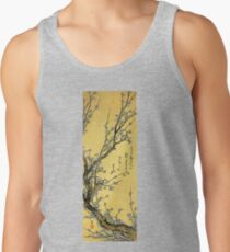 'Flowering Plum' by Katsushika Hokusai (Reproduction) Tank Top
