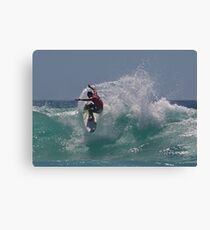 Vale Andy Irons Canvas Print