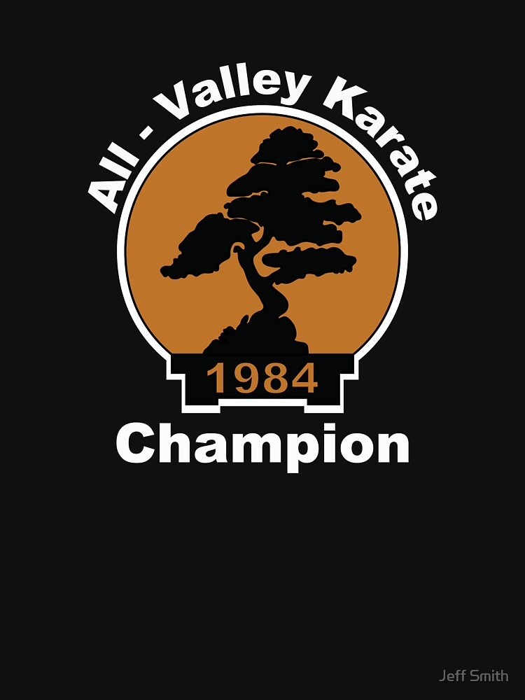 All Valley Karate Champion | Unisex T-Shirt