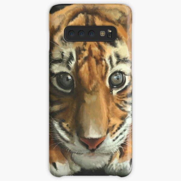Tiger cub Samsung Galaxy Snap Case