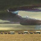 Wagon Train by Walter Colvin