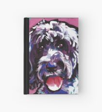 Portuguese Water Dog  Hardcover Journal