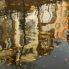 Autumnal reflections in Utrecht by jchanders