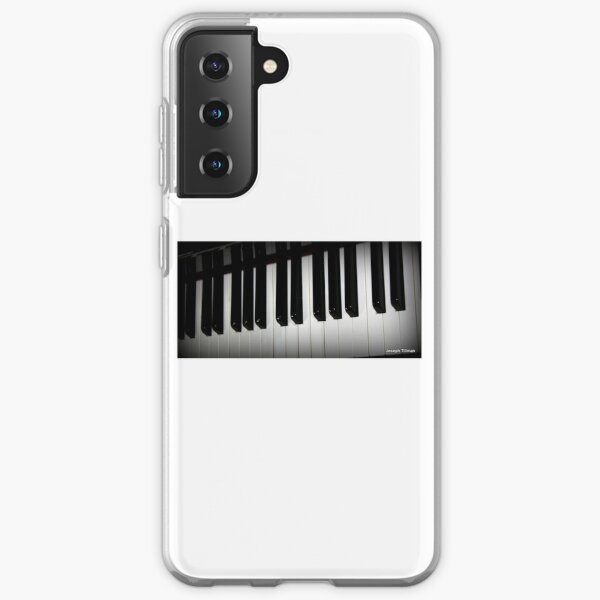 Different View of My Black & White Lover Samsung Galaxy Soft Case