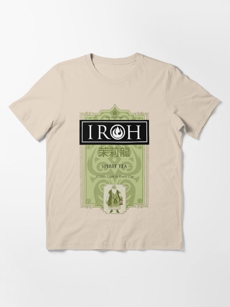 Alternate view of Spirit Tea Essential T-Shirt
