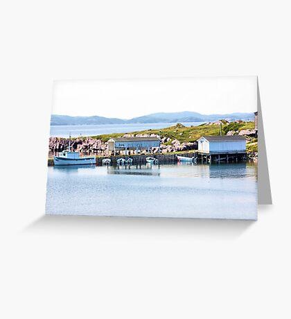 Safe Harbor Greeting Card