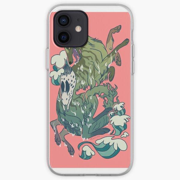 Silken Swamphound iPhone Soft Case