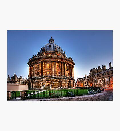 Radcliffe Camera, Oxford, England Photographic Print