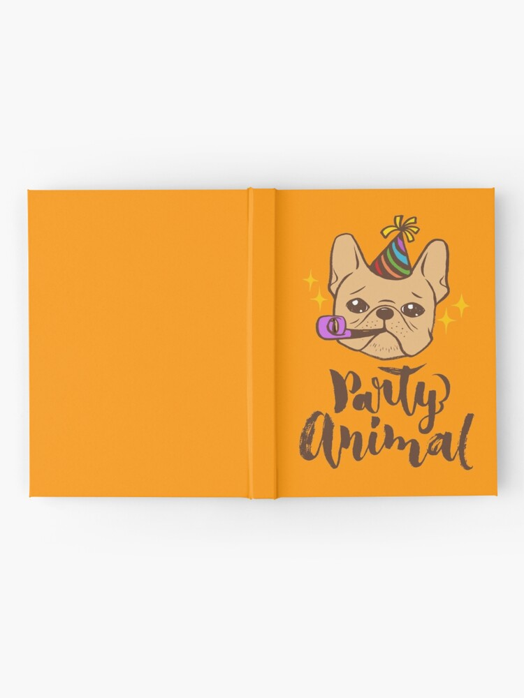 Alternate view of Party Animal Hardcover Journal