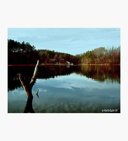 Lake Keowee Photographic Print