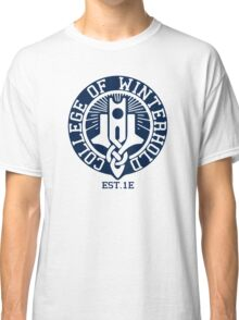 College of Winterhold Est. 1E Classic T-Shirt