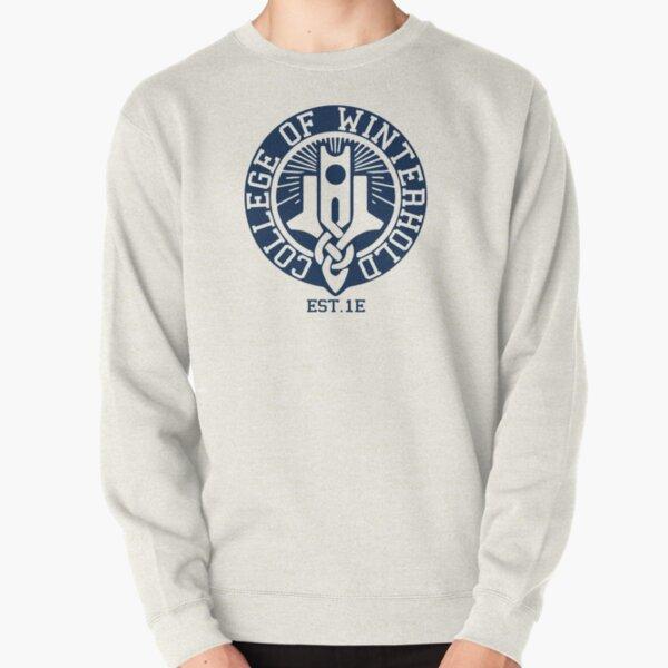 College of Winterhold Est. 1E Pullover Sweatshirt