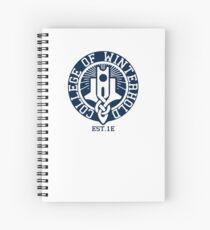 College of Winterhold Est. 1E Spiral Notebook