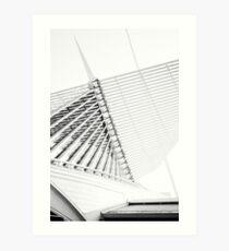 Lámina artística Calatrava