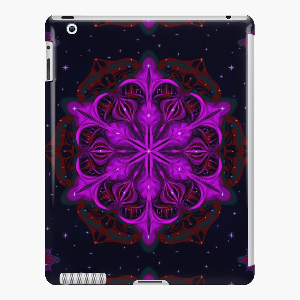 Spaceborne Orchid Snowflake iPad Case & Skin