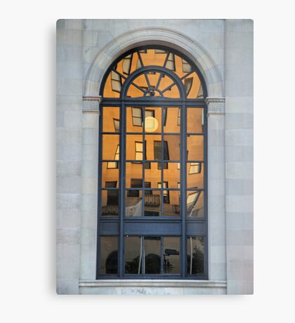Evening Reflection Metal Print