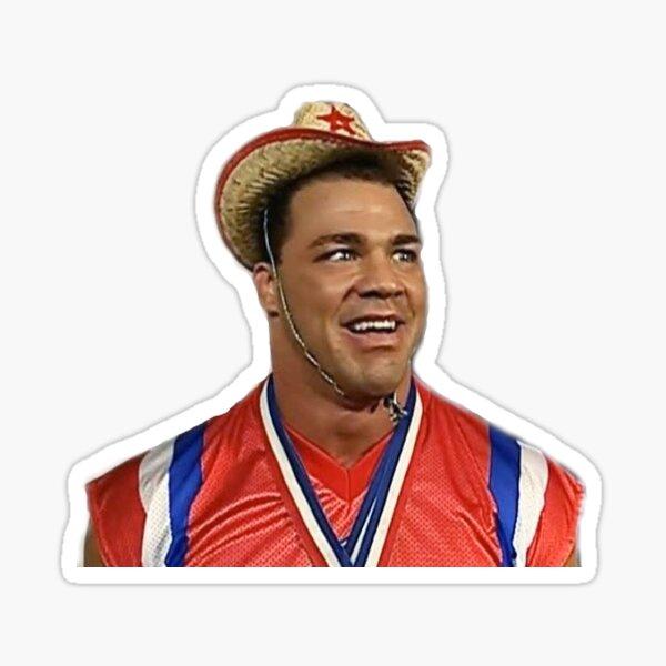 Cowboy Kurt Sticker