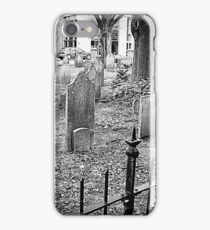 Church Yard~ Old Dutch Church iPhone Case/Skin