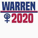 Elizabeth Warren 2020 von LeilaCCG