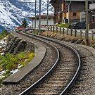 Swiss Railway by MichaelJP