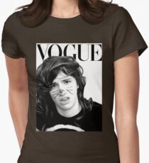 Dan Howell on VOGUE 2.0 Womens Fitted T-Shirt