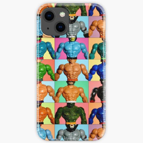 Masters of the Universe Mosaic • He-Man Mosaic • He-Men Mosaic • Three-Legged Dane iPhone Soft Case