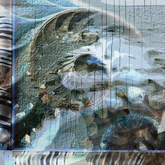 Beach Collage 2 by JBurkeDigital
