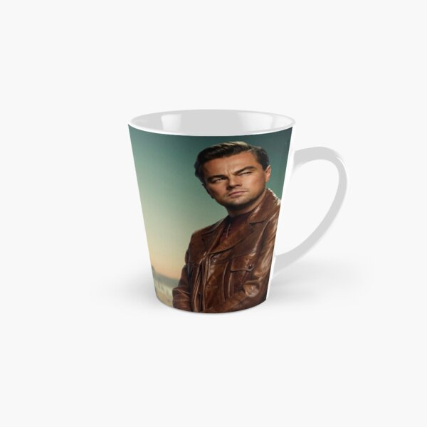 Once Upon A Time In Hollywood (Rick Dalton & Cliff Booth) Tall Mug
