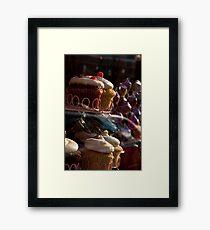 Treats Framed Print