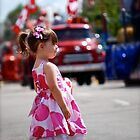 Tiny Spectator - Canada Day by Roxanne Persson