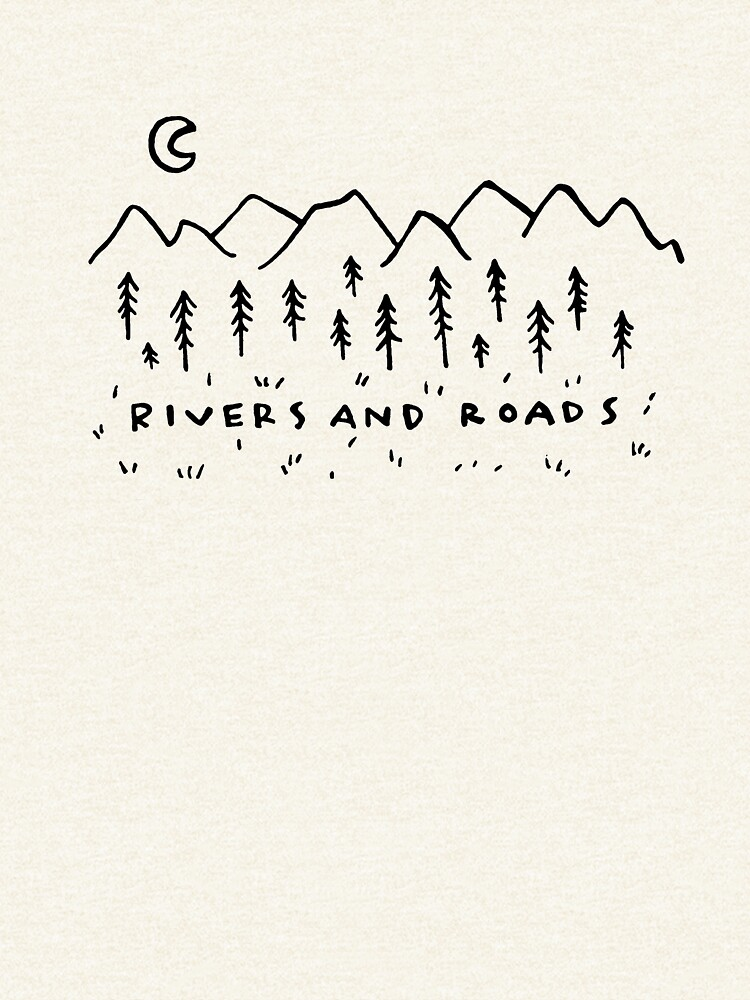 Rivers & Roads by spiropaperco